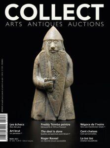 cover COLLECT magazine mars 2021